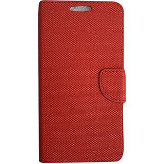 Colorcase Flip Cover Case for Micromax Canvas Bolt Q339