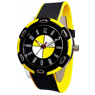 Caite Sports Analog Black Dial Men's Watch - 2001329