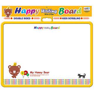Happy Writing Board Yellow