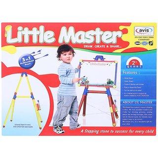 Little Master Board 3 In 1