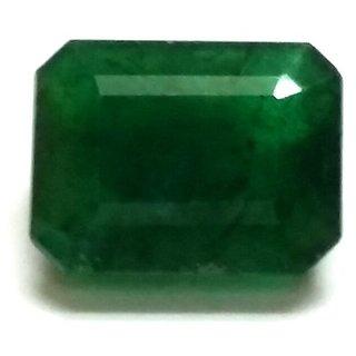 Gems Green Emerald Square Semi-Precious Gem Stone(omp10)
