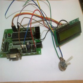 To find ADC Value(0-5v)Dc using Pot