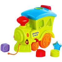 Little's Pull Along Musical Train