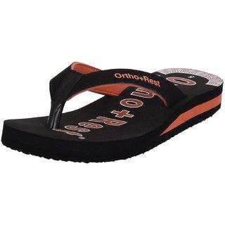 2f642cdea91291 Buy BINOY Women s Black Flip Flops Online   ₹250 from ShopClues