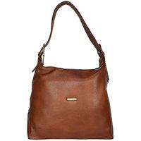 Moochies Ladies Genuine Leather Purse-Tan  High-Class