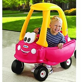 Little Tikes Cozy Coupe-Anniversary Edition (Multicolor)
