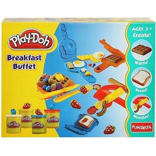 Funskool Play-Doh Breakfast Buffet