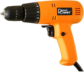 Planet Power Psd 350Vr Drill / Screw Driver With Reverse Forward Function.