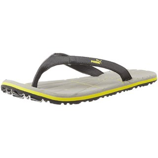 fa1cc47027a Buy Puma Webster Dp 2 MenS Grey Flip Flops Online   ₹1299 from ...
