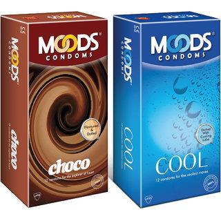 Choco 12S + Cool 12S