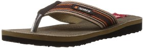 Sparx Mens Denim Flip-Flops And House Slippers