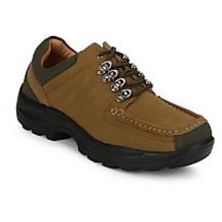 Action Dotcom MenS Tan Casual Boots