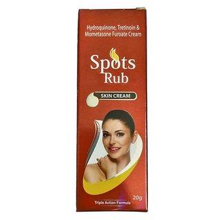 Spotsrub skin cream(pack of 4)20 gms each