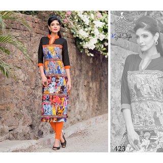 Ocean Girl Kajal Style Kurti