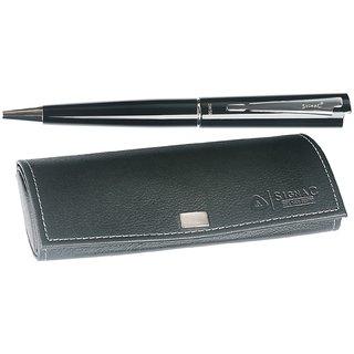 Signac Cutting Edge Full Black Ball Pen