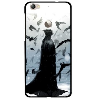 Snooky Designer Print Hard Back Case Cover For Letv 1s 196036