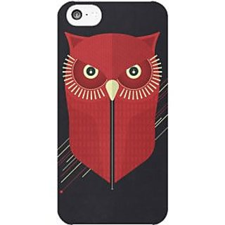 Dreambolic Owl  back Cover For Apple Iphone 5C