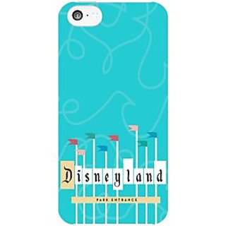 Dreambolic Park-Entrance-Disney-Inspired  back Cover For Apple Iphone 5C