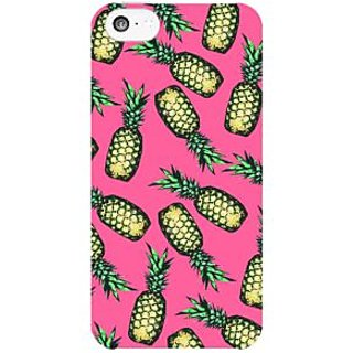 Dreambolic Pineapple-Pattern  back Cover For Apple Iphone 5C