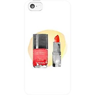 Dreambolic Red-Love  back Cover For Apple Iphone 5C