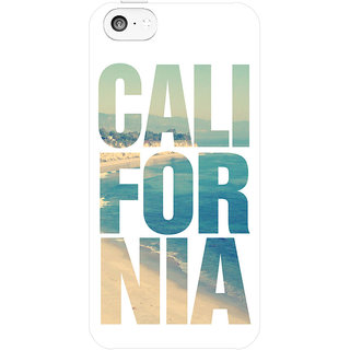 Dreambolic California-Vintage-Beach-Summer  back Cover For Apple Iphone 5C