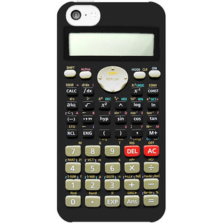 Dreambolic Camo-Series-Scientific-Calculator  back Cover For Apple Iphone 5C