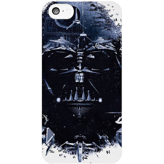 Dreambolic Darth-Vader  back Cover For Apple Iphone 5C