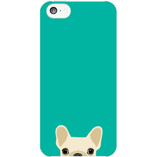 Dreambolic French-Bulldog  back Cover For Apple Iphone 5C