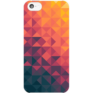 Dreambolic Infinity-Twilight  back Cover For Apple Iphone 5C