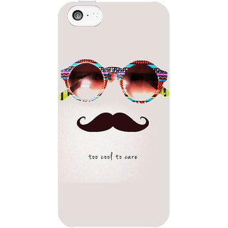 Dreambolic Je-MEn-Fous  back Cover For Apple Iphone 5C