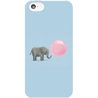 Dreambolic Jumbo-Bubble-Gum  back Cover For Apple Iphone 5C