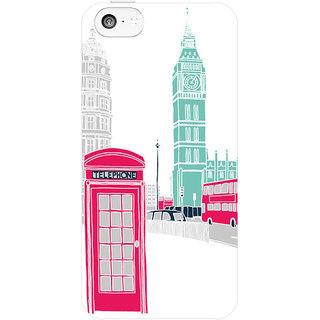 Dreambolic London  back Cover For Apple Iphone 5C