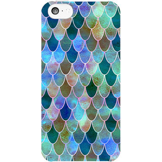 Dreambolic Mermaid  back Cover For Apple Iphone 5C