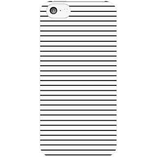 Dreambolic Minimal-Stripes  back Cover For Apple Iphone 5C