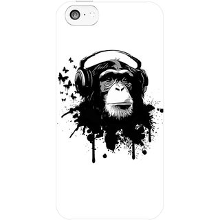 Dreambolic Monkey-Business  back Cover For Apple Iphone 5C