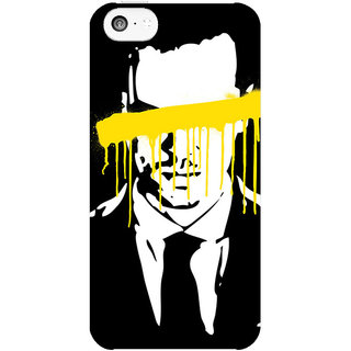 Dreambolic Moriarty  back Cover For Apple Iphone 5C