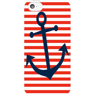 Dreambolic Nautical-Anchor  back Cover For Apple Iphone 5C