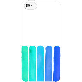 Dreambolic Ocean-Blue  back Cover For Apple Iphone 5C