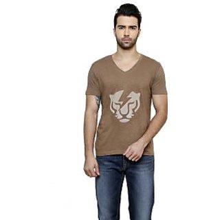 DESINVOLT - Tiger Volt - Printed Mens T-shirt