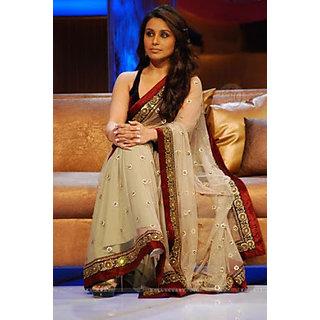 5eae2b93bb9e90 Buy bollywood saree rani mukherji Online   ₹1980 from ShopClues