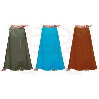 100% cotton InSkirt/ Petticoat Combo 7