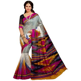 Sudev Bhagalpuri Silk Printed Saree(SF01)