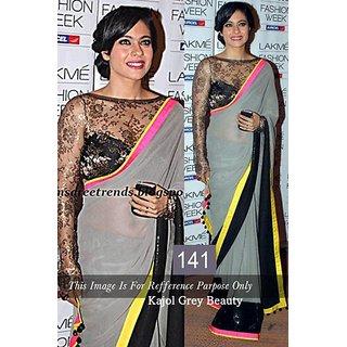 Fashion With You Bollywood Kajal Saree FWY-147-141