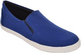 Exotique Mens Blue Sneaker-Casual Shoe (EX0036BL)