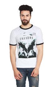 Stylogue Cotton Combination T-Shirt for Men