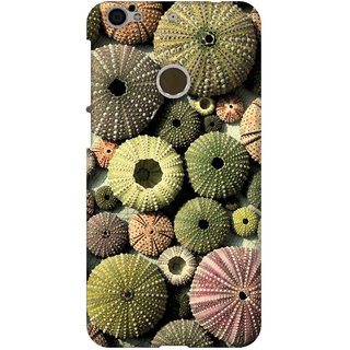 Pick Pattern Back Cover for LeTV Le 1s (MATTE)