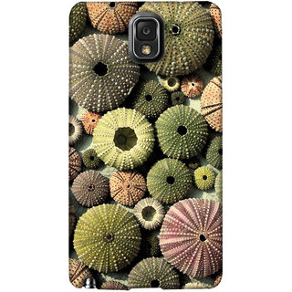 Pick Pattern Back Cover for Samsung Galaxy Note 3 (MATTE)