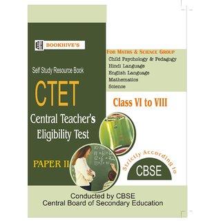 CTET PAPER 2 MATHS SCIENCE BOOK