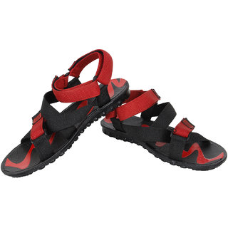 Bersache Black- 846 Men/Boys Sandals  Floaters