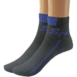 Set of 3-Premium Ankle Socks for Men